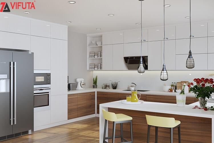 Tủ bếp đẹp UMA01
