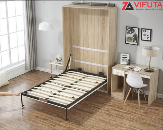 Hệ thống khung thùng làm từ gỗ MFC kết hợp hệ thống sàn làm từ thép mạ sơn tĩnh điện