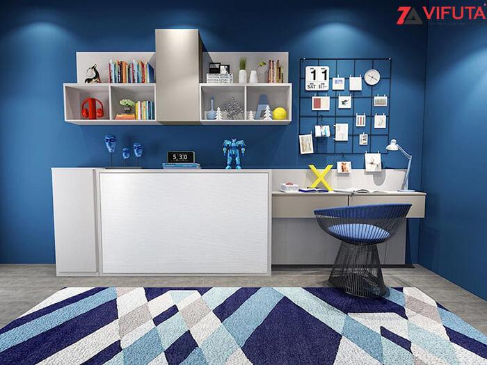 Lựa chọn nội thất thông minh cho phòng học tập làm việc bạn có thêm sự thích thú và cảm hứng