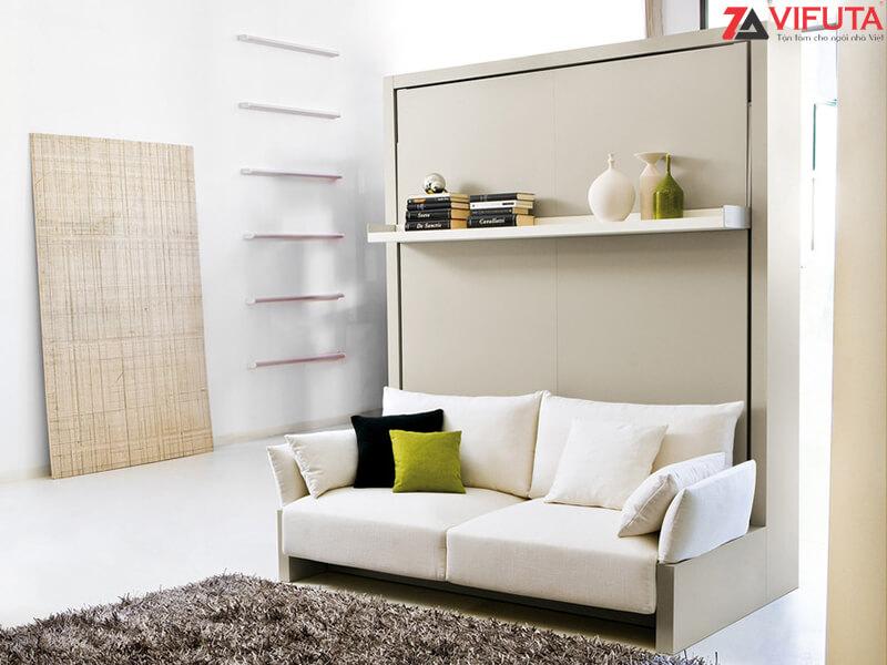 Giường thông minh kết hợp sofa-333.V150SF