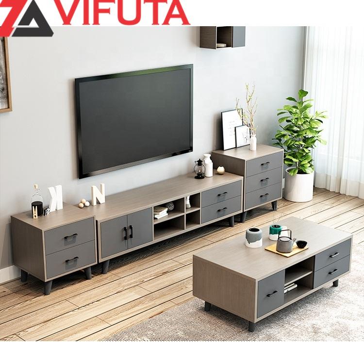 kệ tivi phòng khách đẹp hiện đại