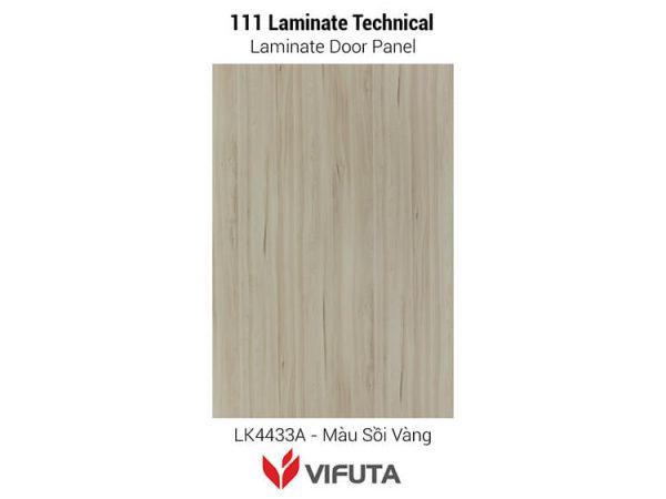 Cánh tủ bếp đẹp hiện đại 111Laminate Tech – LK4433A