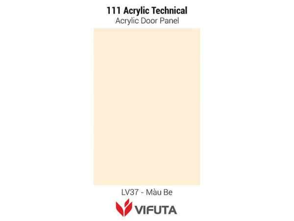 Cánh tủ bếp hiện đại cho gia đình 111Acrylic Tech – LV37