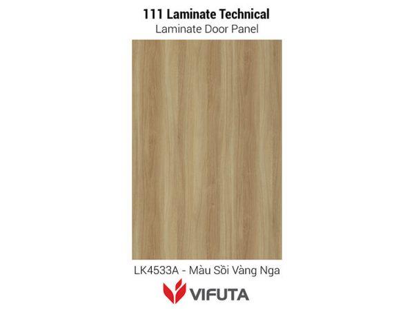 Cánh tủ bếp hiện đại gỗ công nghiệp 111Laminate Tech – LK4533A