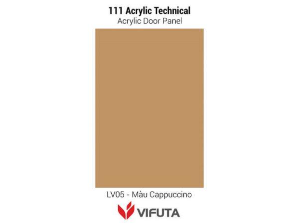 Cánh tủ bếp phong cách hiện đại 111Acrylic Tech – LV05