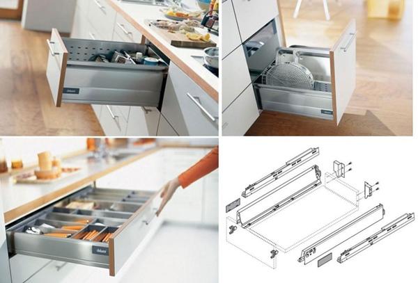 Đơn vị thay phụ kiện tủ bếp tại Hà Nội