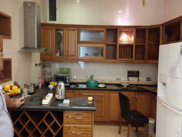Sửa tủ bếp tại nhà quận Hà Đông